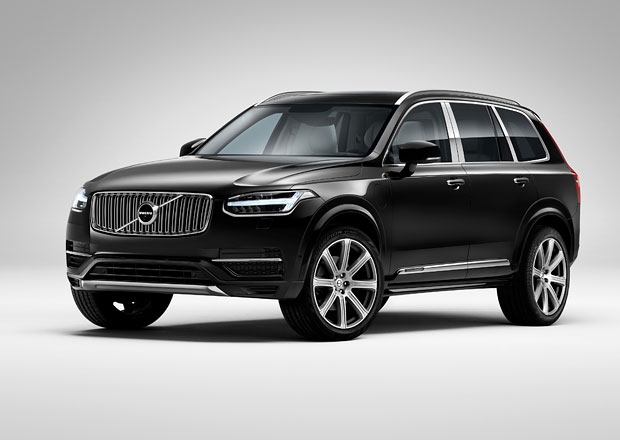 Volvo XC90 Excellence: Superluxusn� SUV podle �v�d�