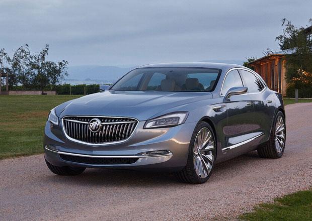 Buick Avenir: Luxusní koncept pravděpodobně zamíří do výroby
