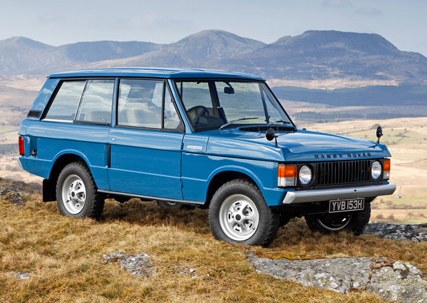 Land Rover představuje divizi zaměřenou na klasiky