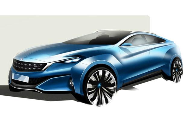 Nissan chystá levnou X6 pro Čínu
