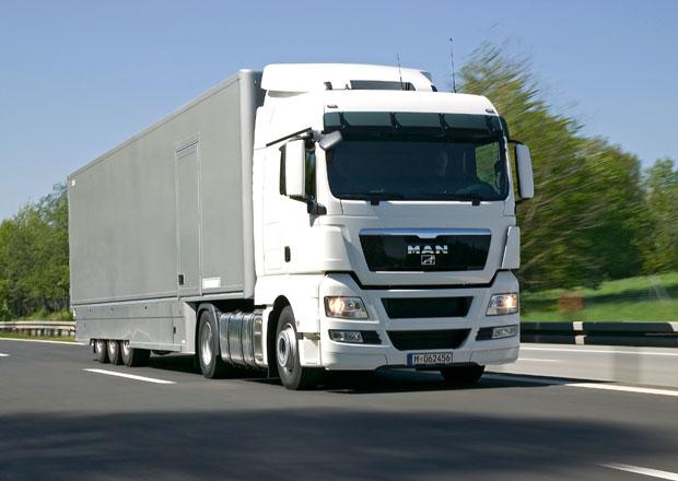 V březnu se na mýtném pro kamiony vybralo nejvíce za posledních osm let