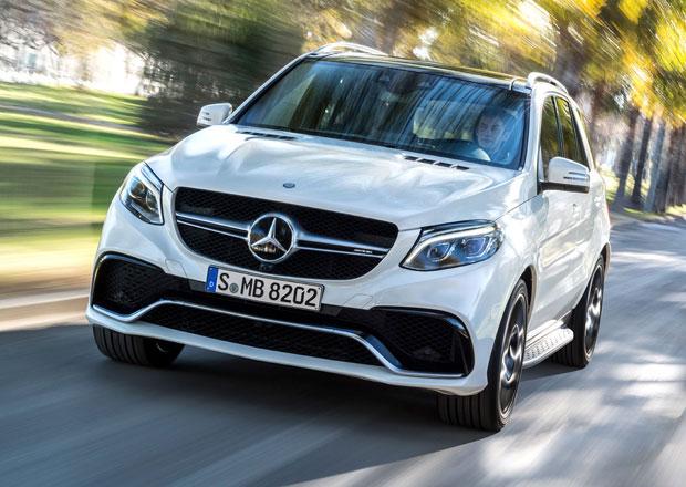 Mercedes-Benz GLE: Známe české ceny