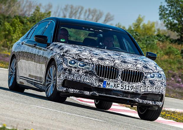 BMW řady 7: Oficiální (ne)odhalení šesté generace