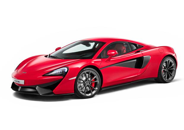 McLaren 540C: Nejlevn�j�� supersport z Wokingu