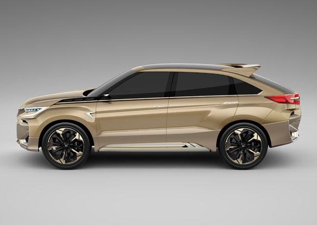 Honda Concept D: Nový crossover pro Čínu