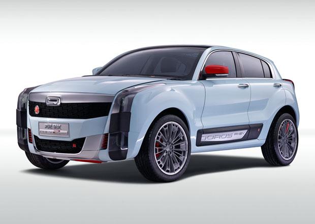 Qoros 2 SUV PHEV: Hybrid pro mladé má i pohon všech kol