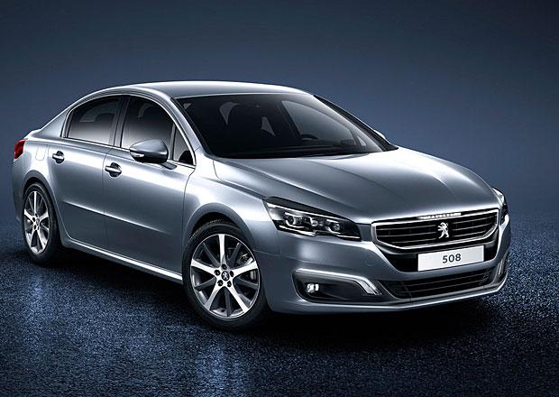 Peugeot: Nová 508 přijde v roce 2017, nástupce RCZ nebude