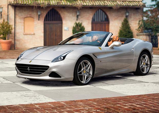 Ferrari California T Tailor Made: Tovární individualizace pro Šanghaj