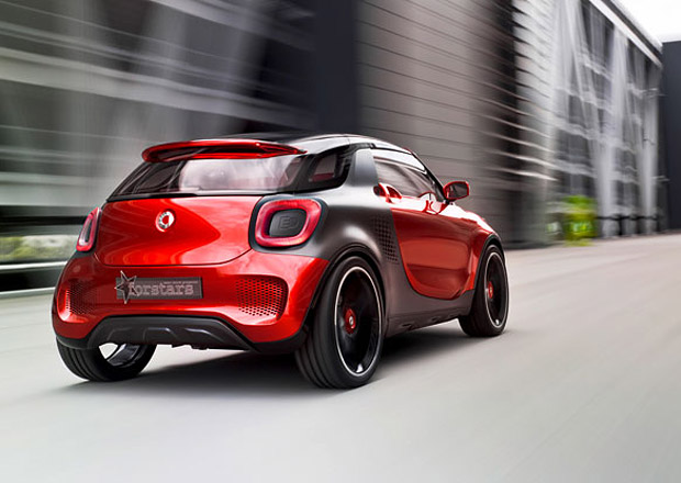 Smart by mohl nab�dnout SUV