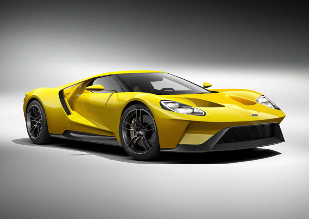 Ford: Více uhlíkových kompozitů do nových modelů