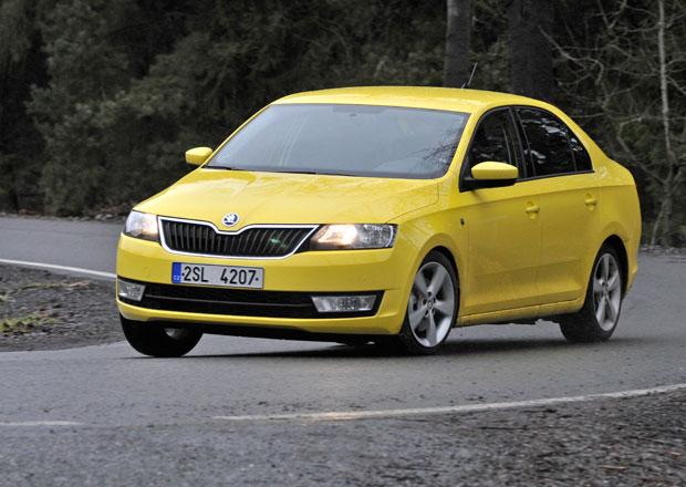 Škoda Rapid dostala motory Euro 6, 1.2 MPI/55 kW skončilo bez náhrady