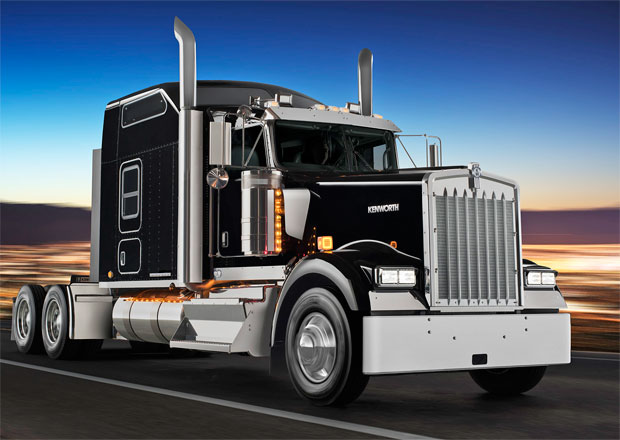 Kenworth ICON 900 Limited Edition: Klasický styl a luxus