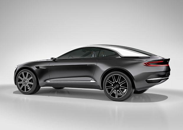 Aston Martin do roku 2020 kompletně vymění modelovou řadu
