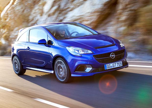Fin�ln� cena Opelu Corsa OPC: 152kW za 499.900 K�