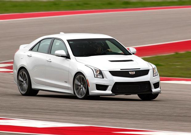 Nabídka sportovních Cadillaců V se rozšíří