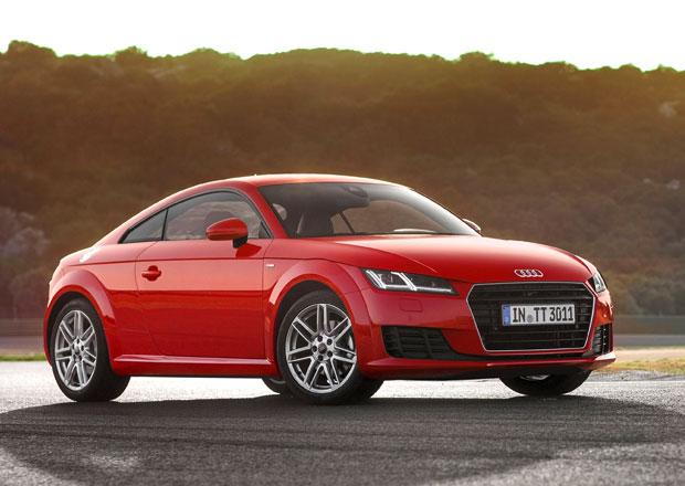 Audi TT: Nabídku rozšiřuje základní motor 1.8 TFSI