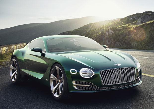 Koncept Bentley EXP 10 Speed 6 může do výroby, ale s jiným designem
