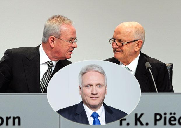 Piëch usiluje o brzké odvolání šéfa Volkswagenu. Nahradí ho šéf značky Škoda Auto?