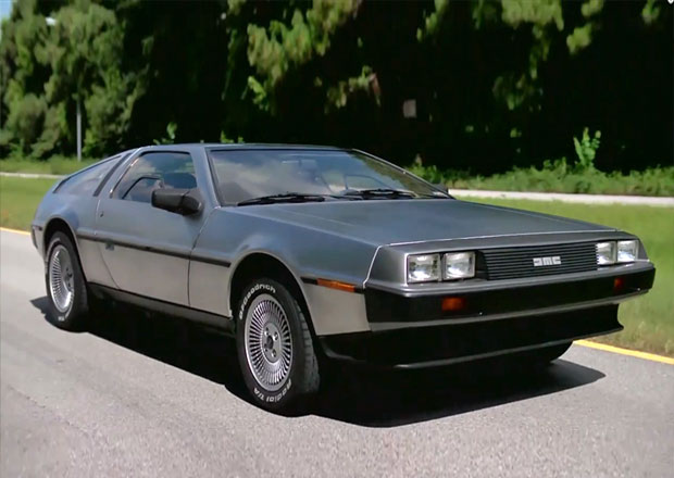 Video: DeLorean stále žije
