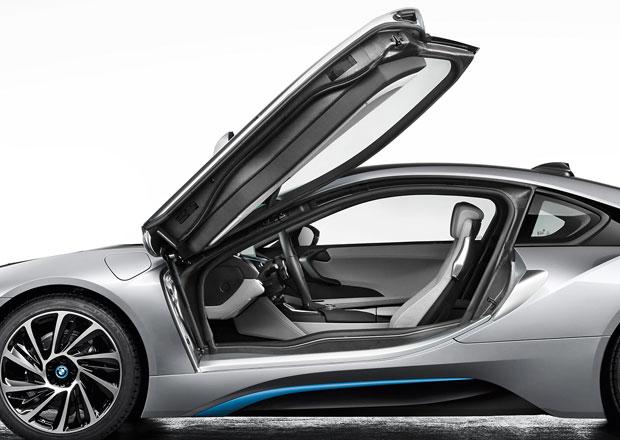 BMW i5: Jednou z možností je použití dveří otevíraných vzhůru