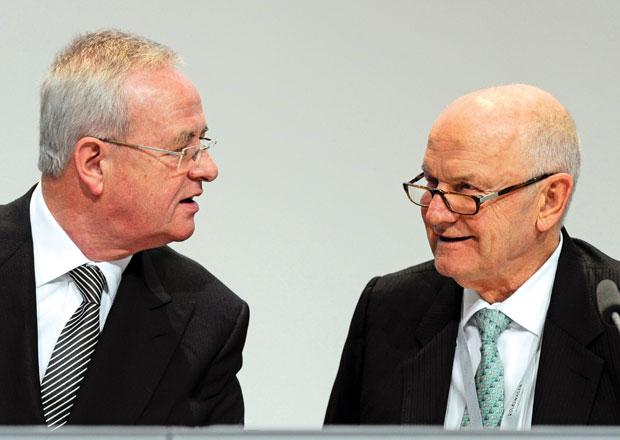 Bild: Piëch popírá snahu o odvolání šéfa Volkswagenu