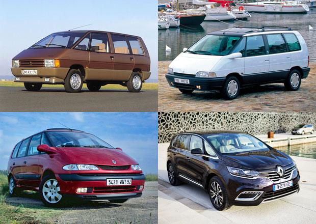 Renault Espace: Prostorné MPV se změnilo v crossover