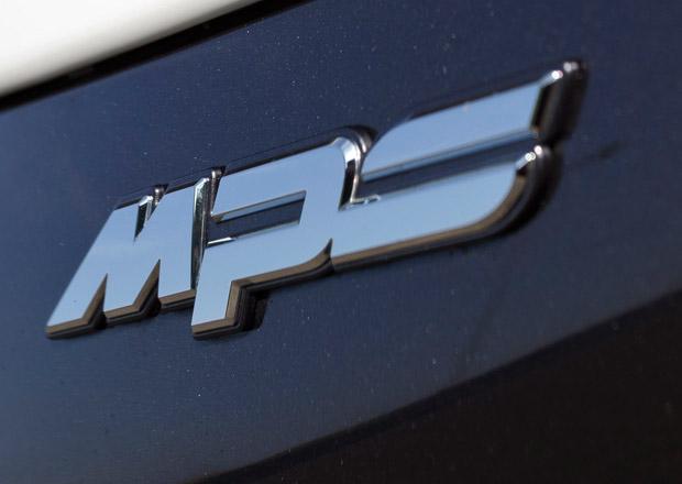 Mazda 3 MPS se mo�n� uk�e ji� ve Frankfurtu