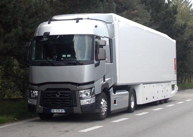 Renault Trucks T 460 Euro VI: Malý silák