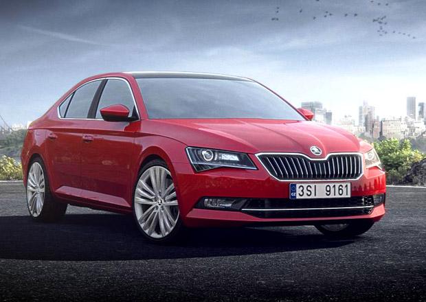 Škoda spustila konfigurátor nového Superbu, jak bude vypadat ten váš?