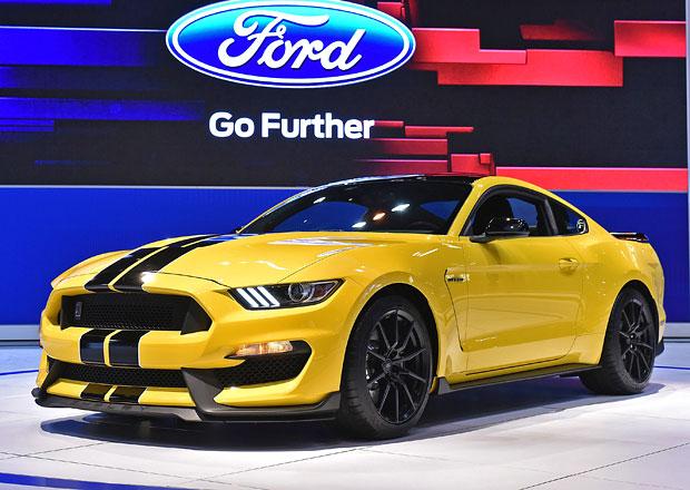 Ford letos postaví jen 37 kusů Shelby GT350R