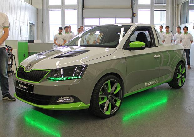 Škoda FUNstar: Unikátní koncept studentů pro letošní sraz u Wörthersee