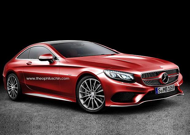 Mercedes SLK s předním pohonem: Bude vypadat jako AMG GT?