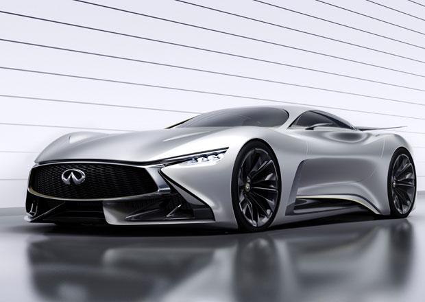 Infiniti Vision GT Concept vystoupilo z virtuální reality (+video)