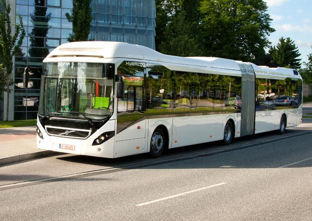Volvo Buses prodalo již přes 2000 hybridních autobusů