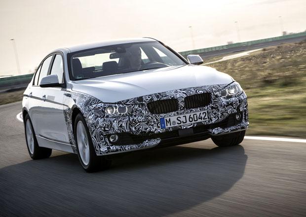 Modernizovan� BMW 3 se p�edstav� 7.kv�tna, dostane t��v�lec?