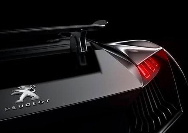 Peugeot chystá další supersport. Tohle jsou jeho první obrázky