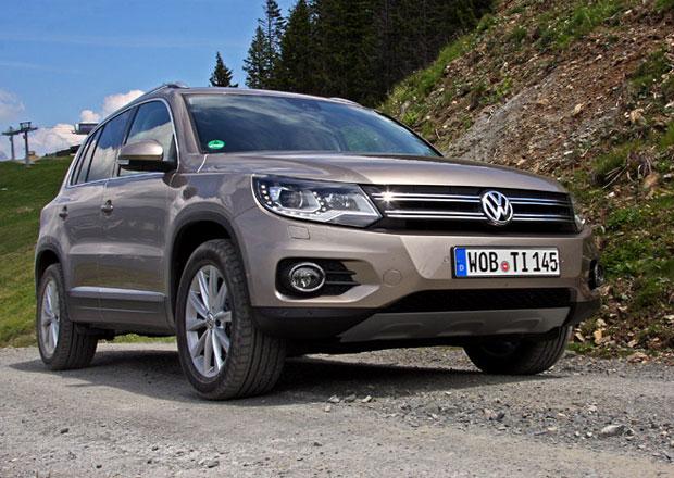 Volkswagen Tiguan spl�uje Euro 6, p�e�el v�hradn� na 2.0 TDI