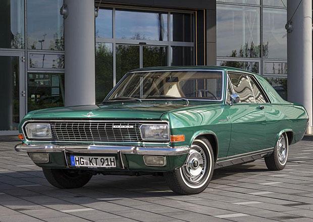 Opel Diplomat A V8 Coupe: Velk� �blesk� na leto�n�m Bodensee Klassik