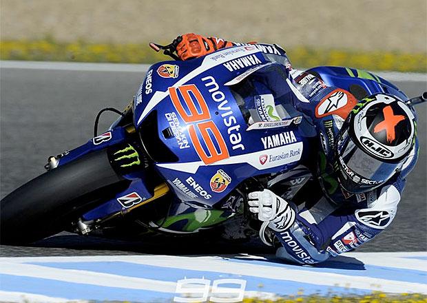 VC Španělska 2015: MotoGP dominoval Jorge Lorenzo (aktualizováno)