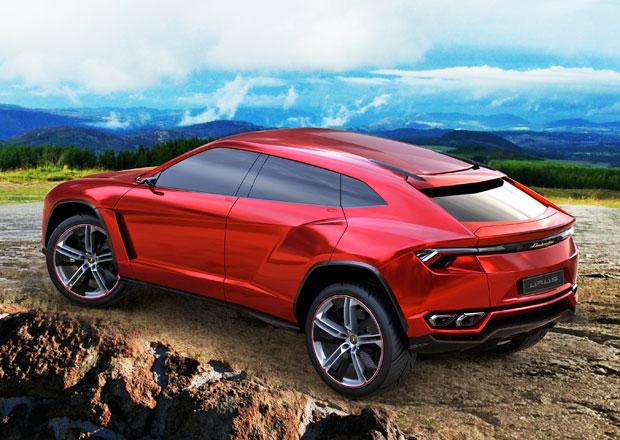 Lamborghini zveřejnilo datum premiéry SUV Urus. Bude to brzy!