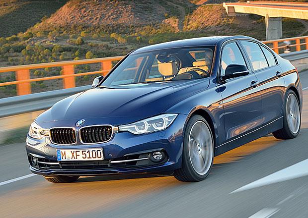 BMW 3 facelift ofici�ln�: Z�ehov� t��v�lec 318i m� 100 kW