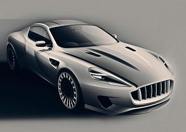 Kahn Vengeance je britský supersport na základě Aston Martinu DB9