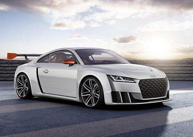 Audi TT Clubsport Turbo: Ok��dlen� kup� pro W�rthersee
