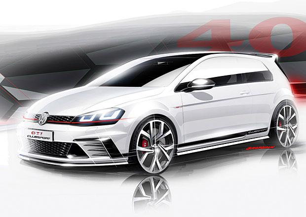 Volkswagen Golf GTI Clubsport: 265 kon� na oslavu 40 let GTI