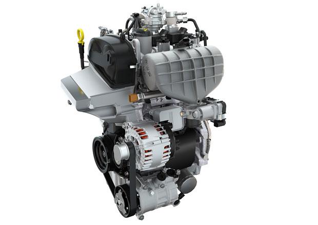 Volkswagen ukázal extrémní tříválec 1.0 TSI: 200 kW a 270 N.m