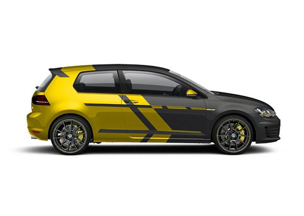 Volkswagen Golf GTI Performance one-off: Dílo učňů z Wolfsburgu