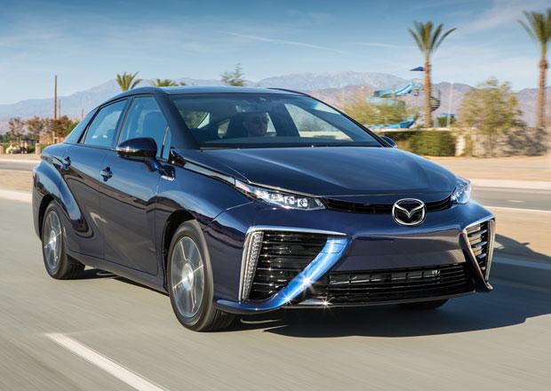 Mazda a Toyota chtějí rozšířit spolupráci