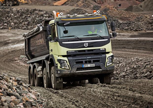Volvo Trucks uvádí automatický pohon všech kol (+video)