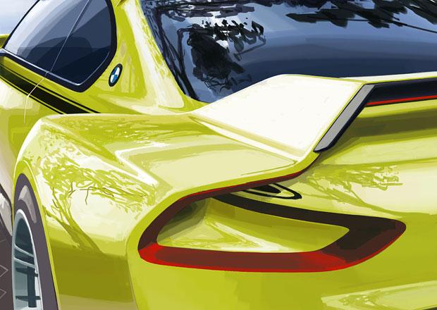 BMW 3.0 CSL Hommage: Legenda se vrací