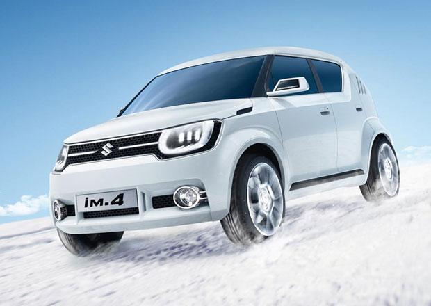 Suzuki iM-4: Minicrossover dostal zelenou, bude se vyrábět